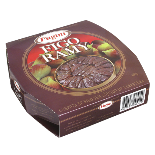 Ramy Fig FUGINI tin 600g