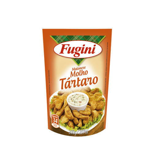 Tartar sauce FUGINI stand up pouch 200g