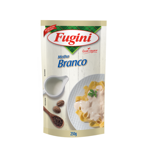 White sauce FUGINI stand up pouch 250g