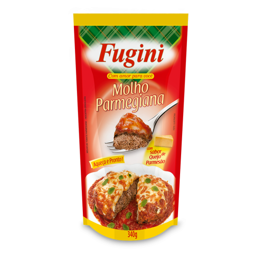 Tomato sauce (Parmegiana) FUGINI stand up pouch 340g